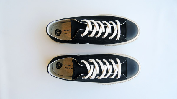 Shoes Like Pottery Low Tops - Black