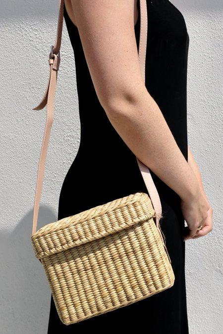 Rachel Comey Straw Lunchbox - Natural