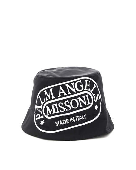Palm Angels x Missoni Bucket Hat