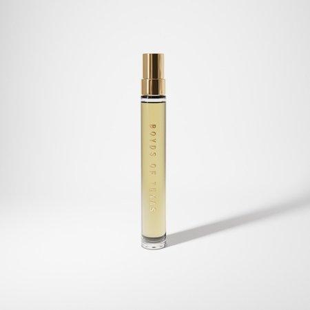 Boyd's of Texas Green Vetiver 9mL Refillable Eau De Parfum