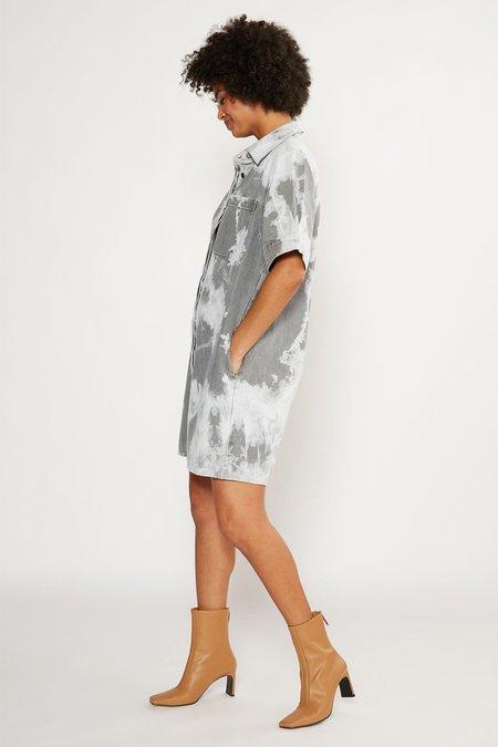 eTica Pia Shirt Dress - Break Wave