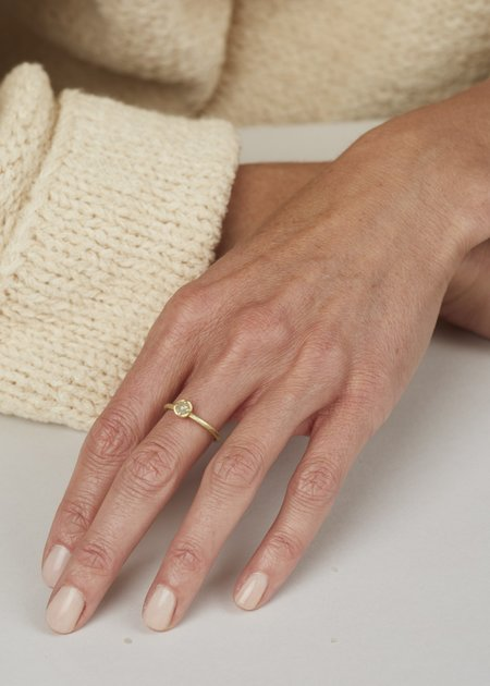 Heather Guidero Diamond Ring - White