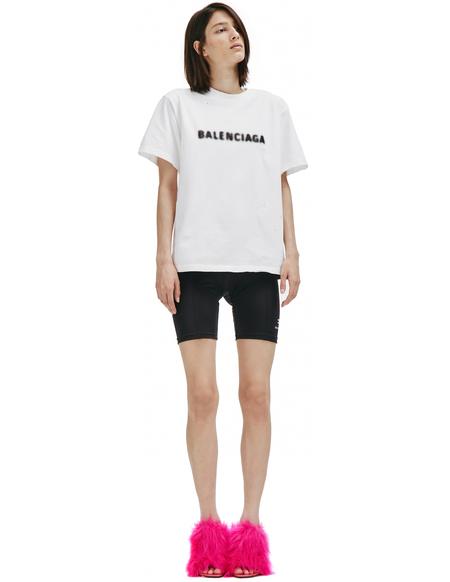 Balenciaga SMALL FIT T-SHIRT - GREY