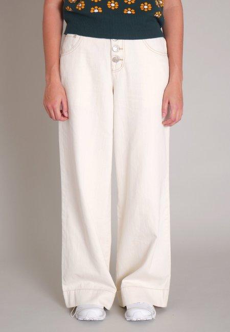 L.F.Markey Wilder Jeans - Ivory