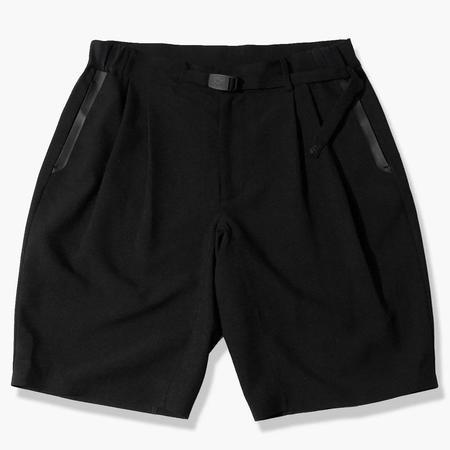 F/CE Seamless Baggie Shorts - Black