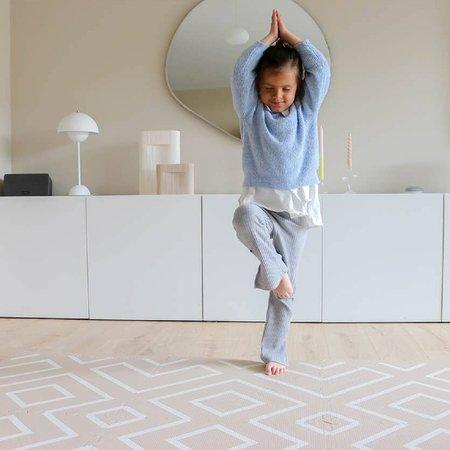kids Eeveve Modern Blocks Puzzle Play Mat - Desert Sand