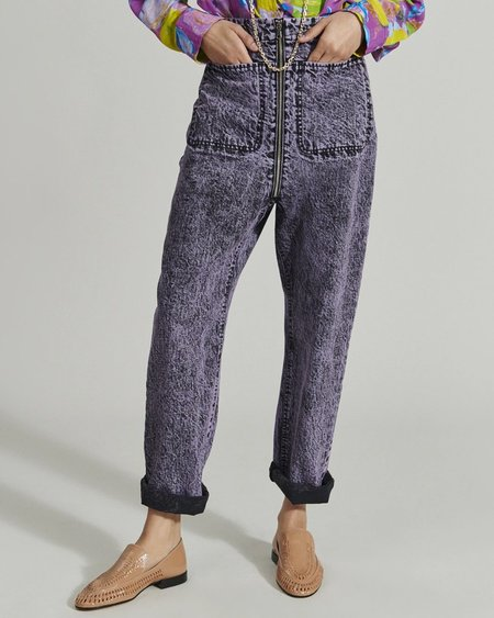 RACHEL COMEY Barrie Pant - Lavender