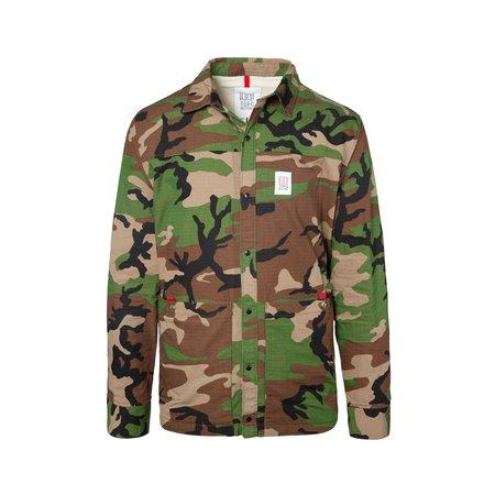 Topo Designs Field Jacket - Camo
