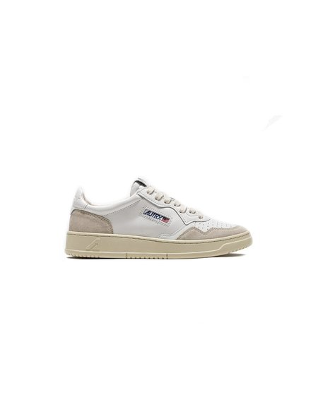 AUTRY Autry Medalist LS33 Shoes - White/White
