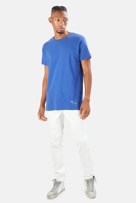 Ksubi Sioux T-Shirt - Cobalt Blue