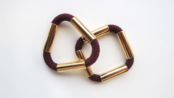 Triangle Mercy Bracelet