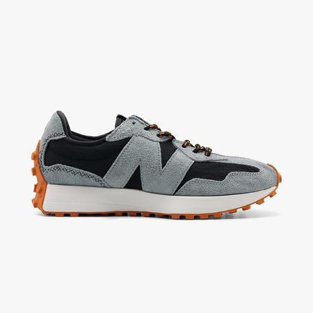 New Balance MS327RE1 Shoes - Black/Slate