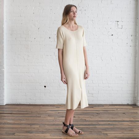 Lauren Manoogian Rib Tee Dress