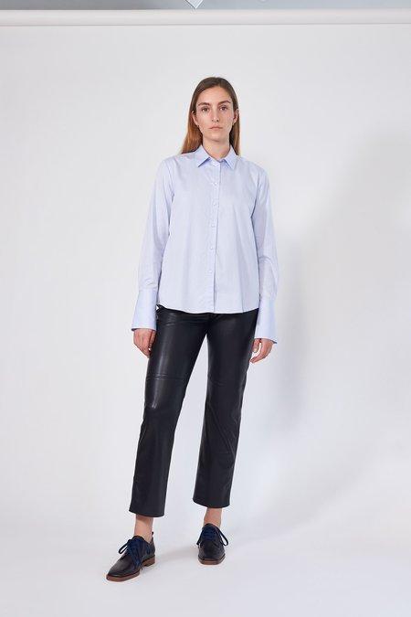 House of Dagmar Linda Shirt - light blue