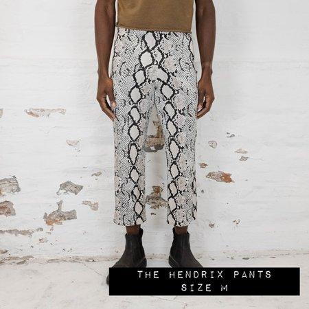 little high, little low Hendrix pant - desert skin
