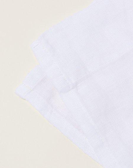 Deiji Studios Sheets - White
