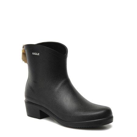 Aigle Miss Juliette Bottillon Women's low ankle Boot - Black