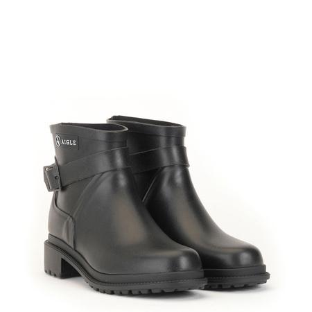 Aigle Macadames Low Boot - Black