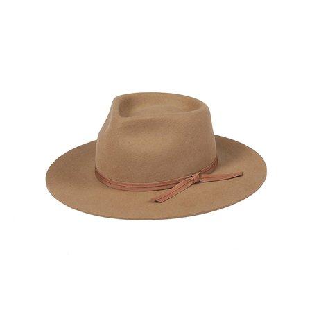 UNISEX Lack of Colour Teak Zulu Rancher Hat - BROWN
