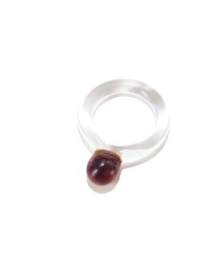 Jean Riley Blob Orb Ring