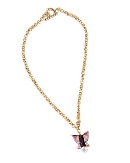 Jean Riley Oasis Garden Chain - 18k gold Vermeil