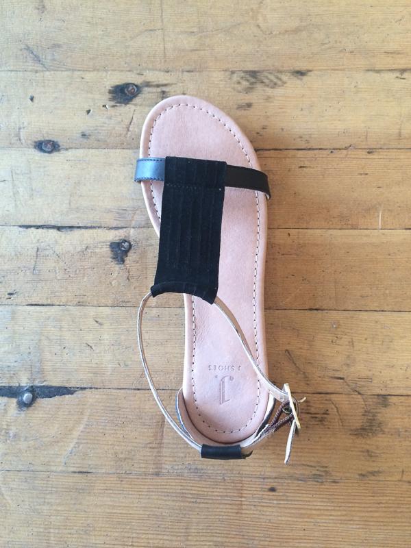 J-Shoes Poise Flats