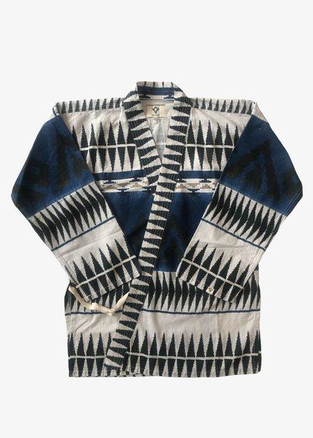 Bsbee Kimono Shirt - Indigo