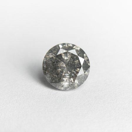 Misfit Diamonds Round Brilliant - Grey Salt