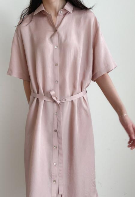 NKC Joo Dress - Gray/Pink