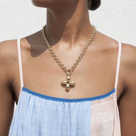 Laura Lombardi Santina Pendant Necklace