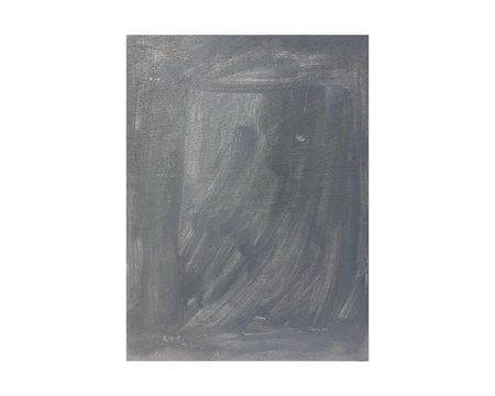 SARA MUGNES Painting - Grey Composition