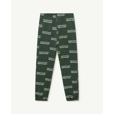 kids the animals observatory dromedary trousers - green the animals