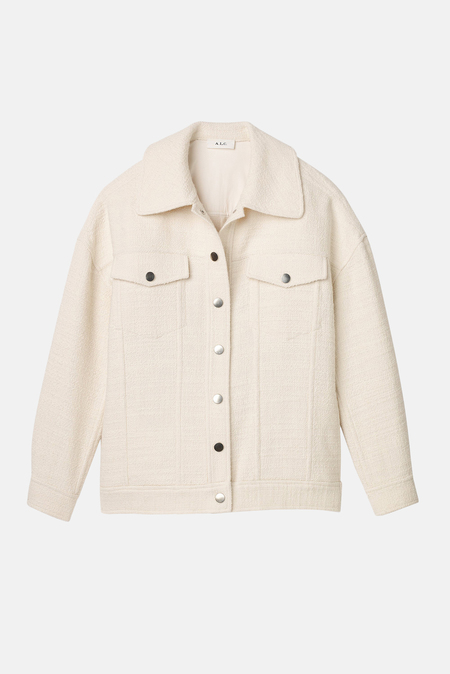 A.L.C. Women's Benson Jacket - Off White