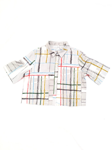 Native Youth Spectrum Boxy Shirt