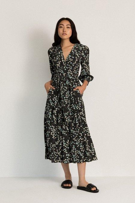 Neranese Freya Dress - Bluebell