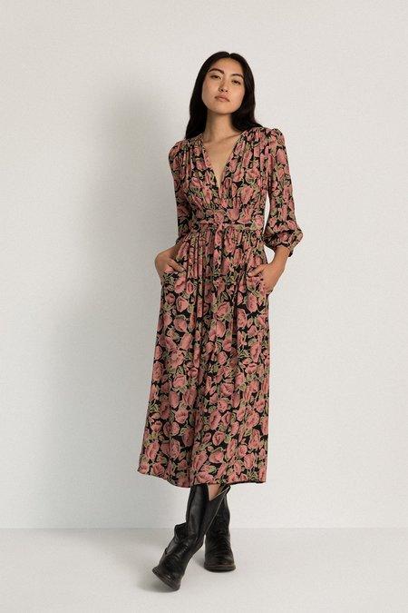 Neranese Freya Dress - Camellia
