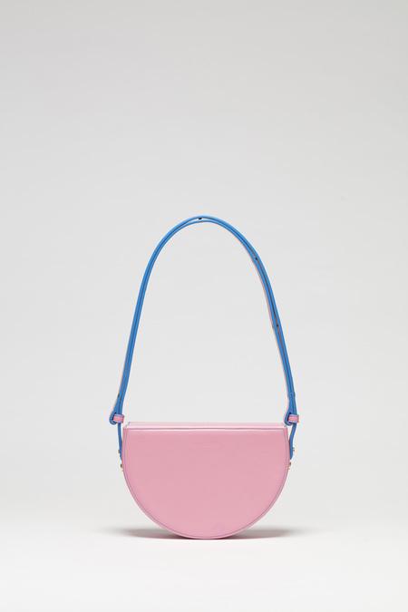 Audette Nuit Bag - Pink Baby/Klein