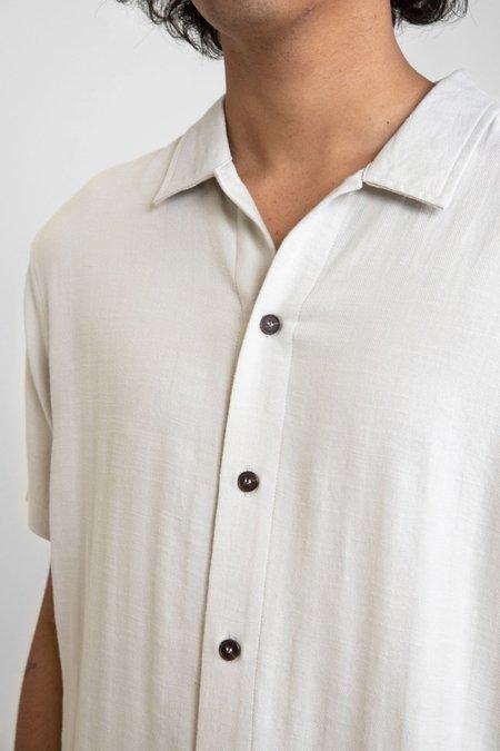 Rhythm Seer SS Shirt - Natural