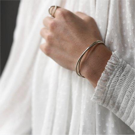 8.6.4 Crossroads Bracelet - Sterling Silver