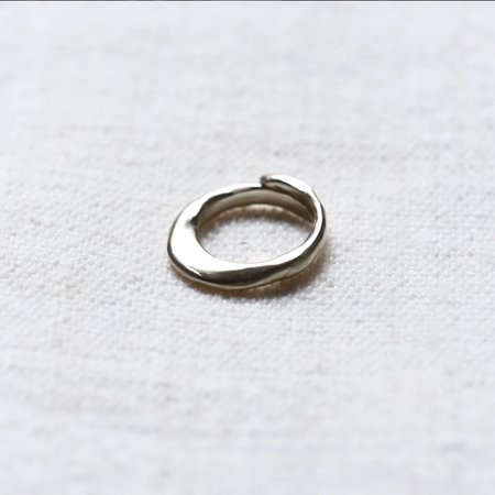 8.6.4 Halo Ring - Sterling Silver