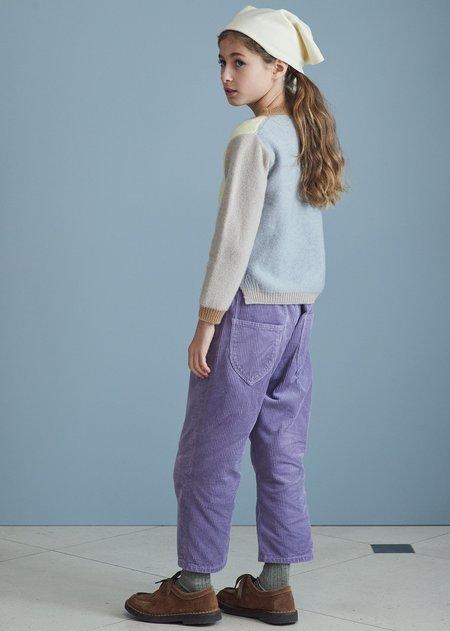 kids unisex Caramel Eris Jumper sweater - Lemon