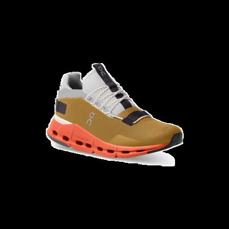 On Shoes Cloudnova Men 26.99183 sneakers - Cumin/Flame