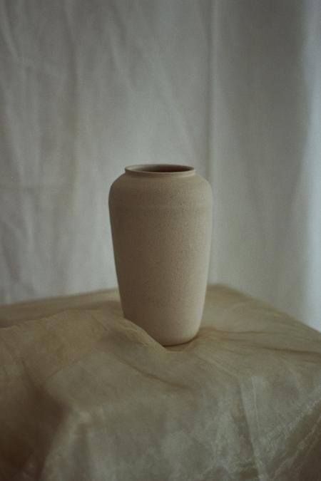 Amanda Marie Sandstone Vase