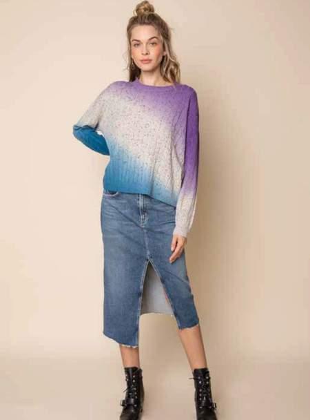 27 Miles Malibu Dakota Sweater - Mist