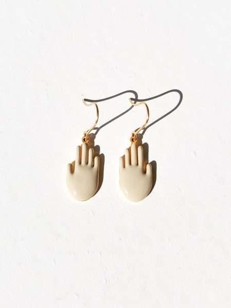 MATTER MATTERS Five Earrings - Stone