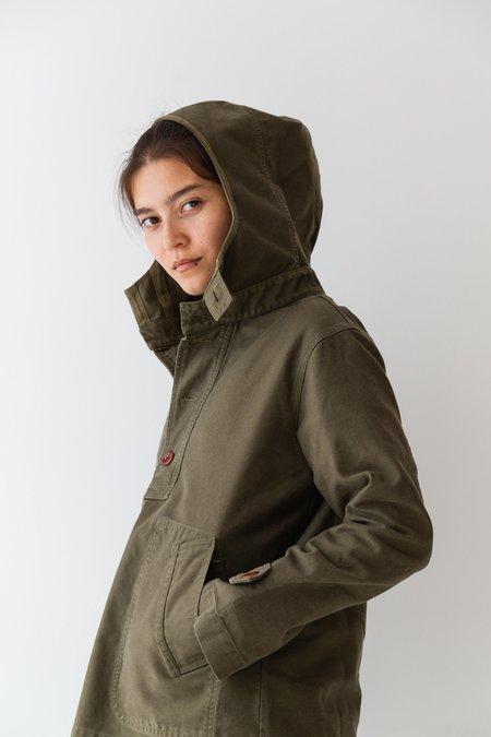 Caron Callahan Patmos Anorak coat - Olive