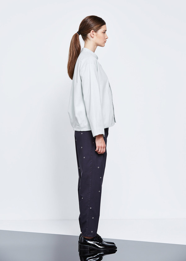Kowtow Showtime Jacket in Cool Grey