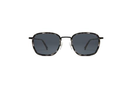 KOMONO Boris Sunglasses - Clear Demi