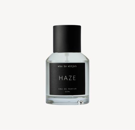 Who Is Elijah Haze Perfume