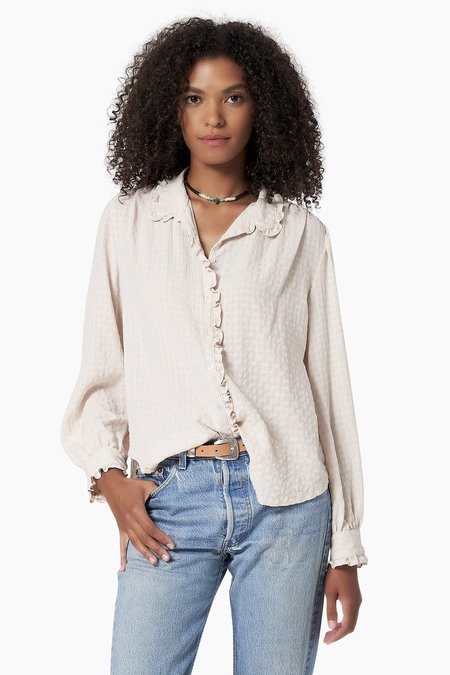 Xirena Hale Shirt - Opal